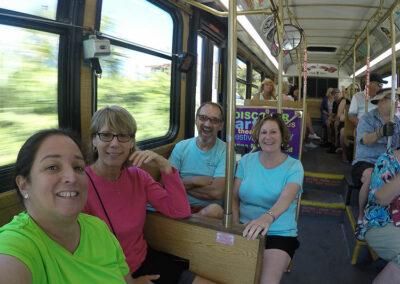 Anna-Maria-Island-Harbor-Lane-Court-Rental-free-trolley
